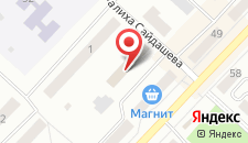 Апартаменты На Сайдашева 3 на карте