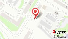 Гостиница Гранд Отель на карте