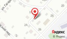Отель Чайковский на Шлюзовой на карте