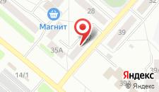 Апартаменты на Вокзальной, 37 на карте