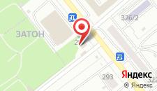 Гостиница Добр Здравич на карте