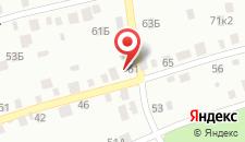 Отель Маракеш на карте