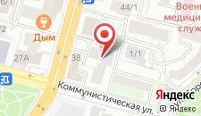 Гостиница Волна-Эконом на карте