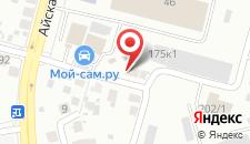 Мини-отель Классик на карте