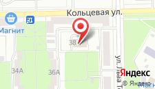 Отель Караидель на карте