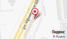 Отель АвтоStop на карте