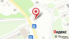 Отель Усадьба на карте