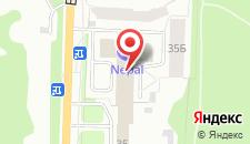 Гостиница Nepal на карте