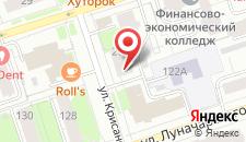 Мини-отель Кружка-подушка на карте