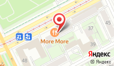 Отель Энергетик на карте