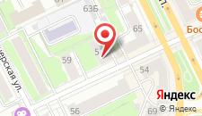 Гостиница Скорпион на карте