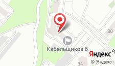 Мини-отель Гайва на карте