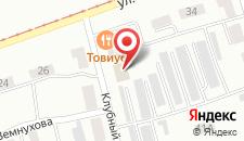 Vip-отель Колизей на карте