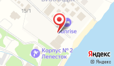 Отель Санрайз Ресорт на карте