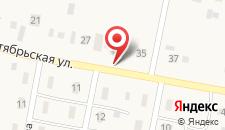 Гостиница Золотая Юрта на карте
