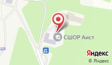 Гостиница Аист на карте