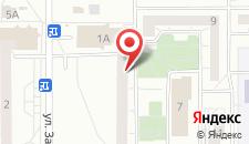 Апартаменты В Нижнем Тагиле на карте