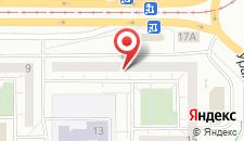 Апартаменты На Октябрьском проспекте на карте