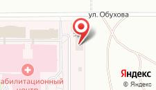 Пансионат Уральский на карте