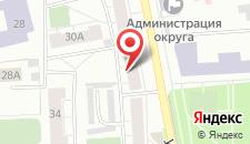 Апартаменты На Пархоменко на карте