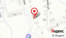 Гостевой дом Грибоедов на карте