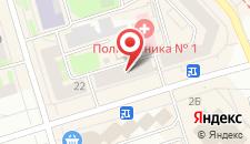 Апартаменты На проспекте Строителей на карте