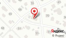 Усадьба Орехово на карте