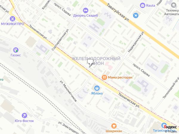 http://static-maps.yandex.ru/1.x/?pt=60.531366%2C56.867015&size=600%2C450&z=15&l=map
