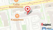 Хостел Одиссей Центр на карте