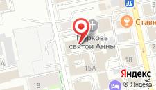 Гостиница ТрансОтель на карте