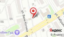 Гостиница У Маруси на карте