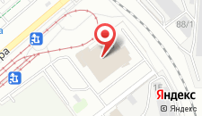 Отель Де Пари на карте