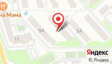 Мини-отель Домашний на карте