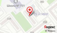 Мини-гостиница Ювента на карте