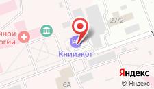 Гостиница Книиэкот на карте