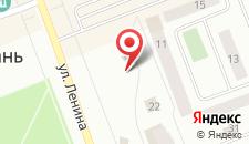 Апартаменты Фортуна на карте
