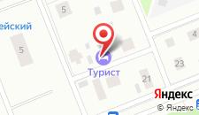 Отель Нягань Комфорт на карте