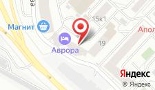 Дом апартаментов Центральный на карте