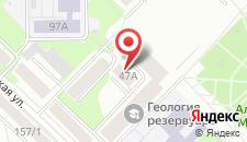 Хостел АРЧИ на карте