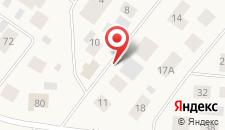 Мини-отель Теремки на карте