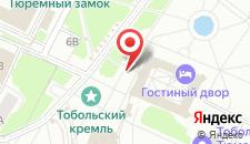Отель Гостиный двор на карте
