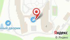 Отель Cronwell Resort Югорская Долина на карте