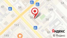 Апартаменты E.P. ПаркХаус на карте