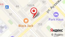 Апартаменты Бухкара на карте