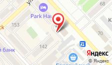 Апартаменты London Parkhouz на карте