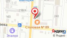 Апартаменты VipHouse на карте