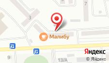Апартаменты Касабланка на карте
