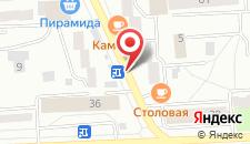 Апартаменты Luxemburg Parkhaus на карте