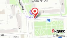 Апартаменты Валенсия ПаркХаус на карте