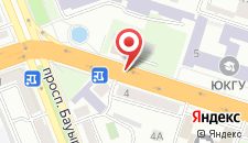 Апартаменты на Тауке Хана, 4 на карте